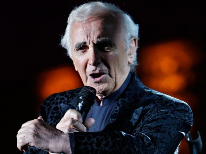 Muere el cantante Charles Aznavour