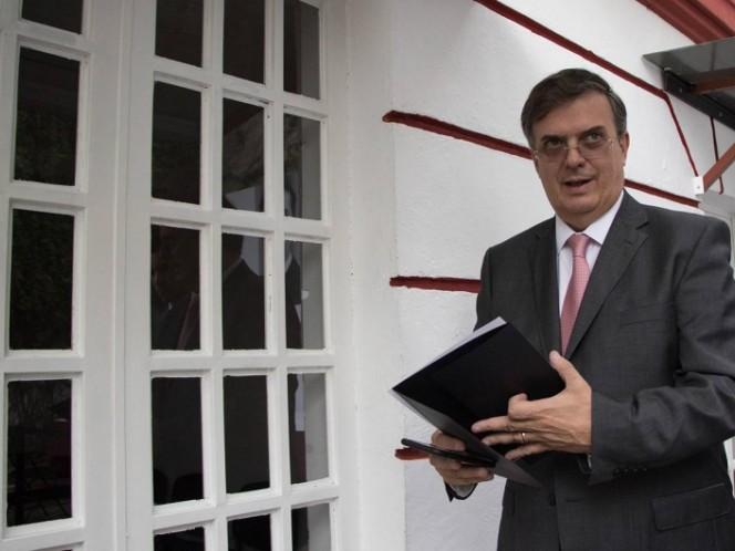 Analizarán acuerdo con equipo de AMLO -Reforma