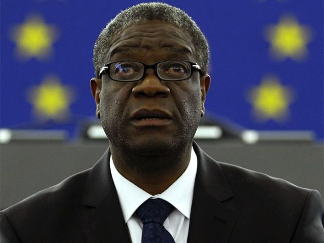 Nobel de la Paz para Denis Mukwege y Nadia Murad