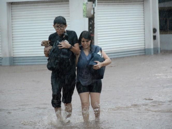 Huracán Sergio se dirige hacia BCS