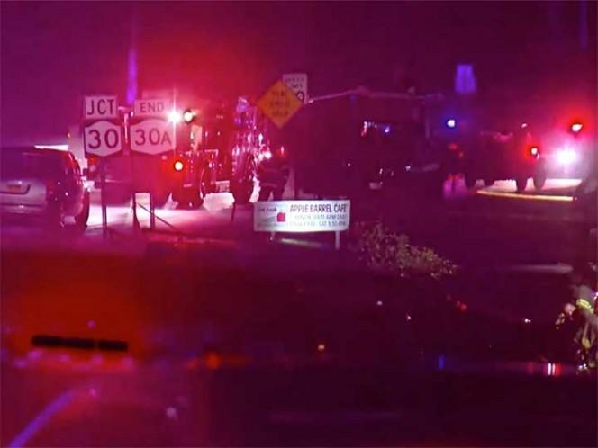 Veinte muertos en Nueva York tras aparatoso accidente causado por limusina