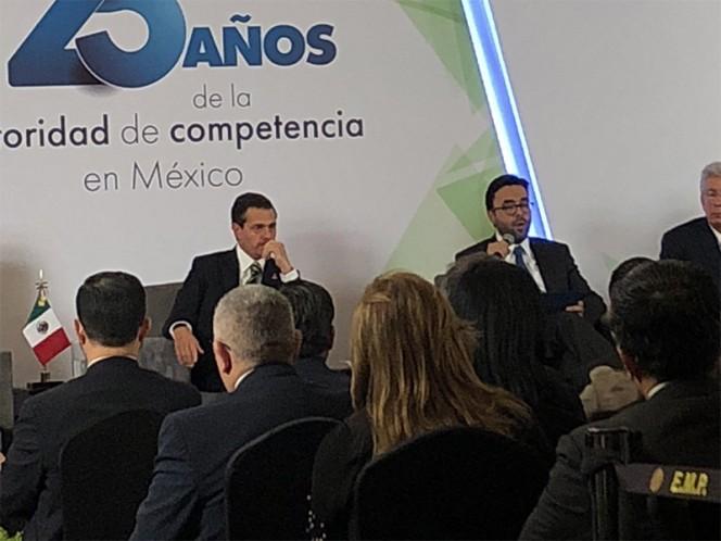 'Cuentos chinos que me voy de México', dice Peña Nieto