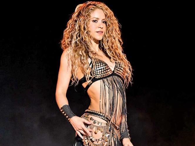 Foto: Cortesía Shakira