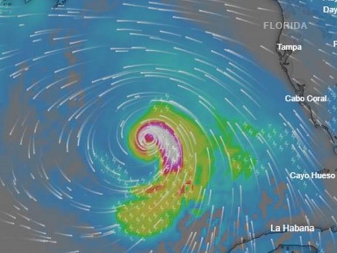 Huracán Michael golpea Florida, en Estados Unidos