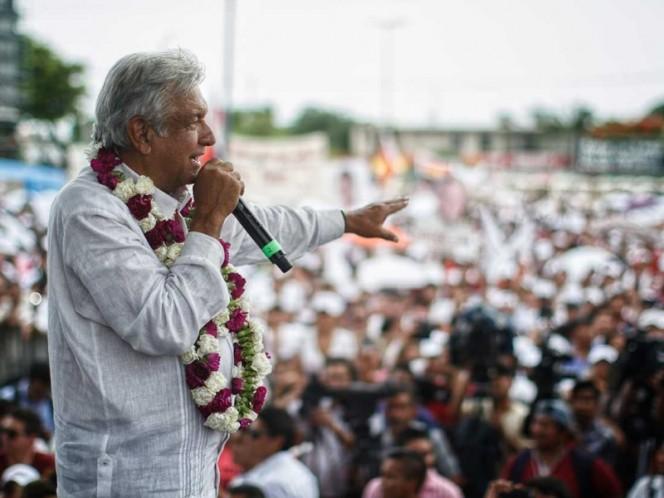López Obrador anuncia una amnistía a los presos políticos — México