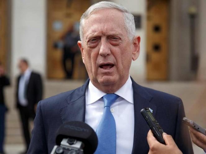 Secretario de Defensa de EEUU con un pie fuera por