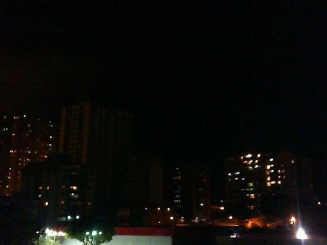 Mega apagón afecta a varios estados de Venezuela