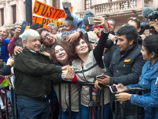 Confirma AMLO que pedirá extradición de César Duarte