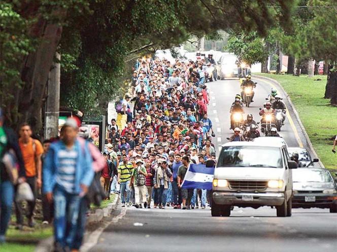 Evo Morales condena represión de migrantes hondureños en México