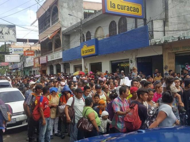 Peña Nieto reitera que no permitirá ingreso irregular de inmigrantes