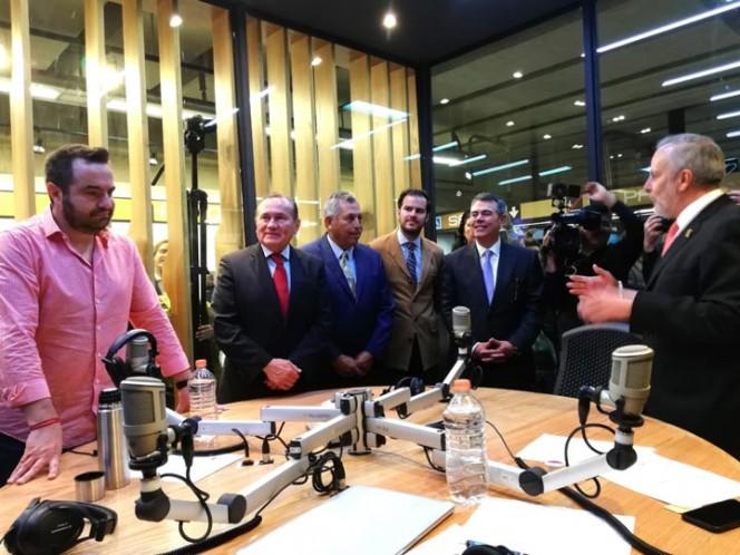 Inauguran Museo de la Radio en Metro Parque de los Venados