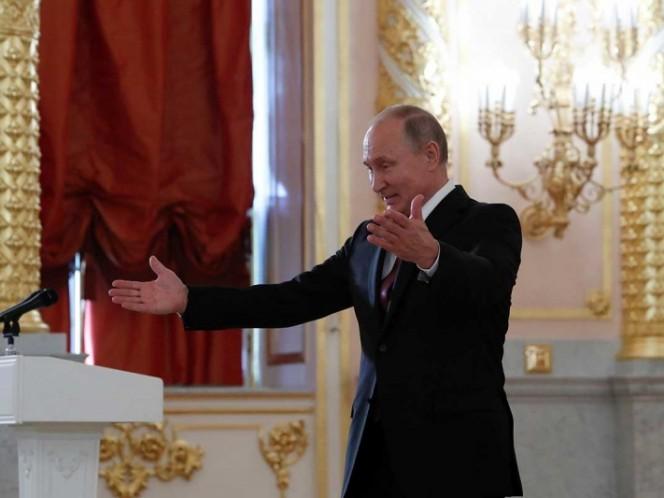 Putin quiere ir a Estados Unidos