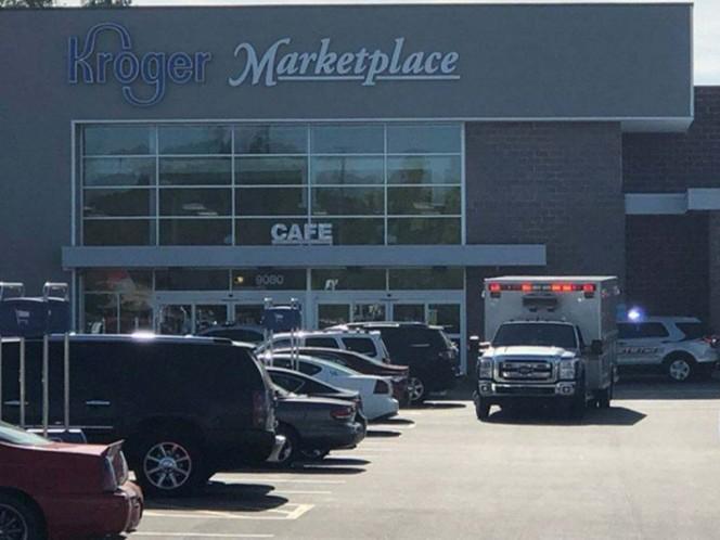 Varios heridos en un tiroteo en un supermercado de Kentucky