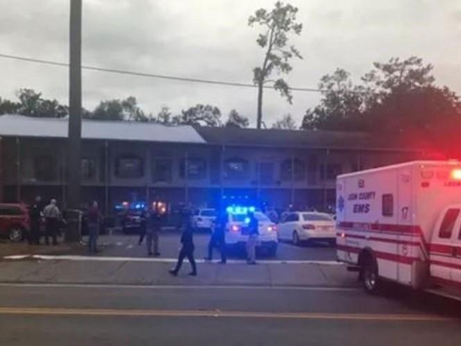 Un muerto y 4 heridos deja tiroteo en estudio de yoga