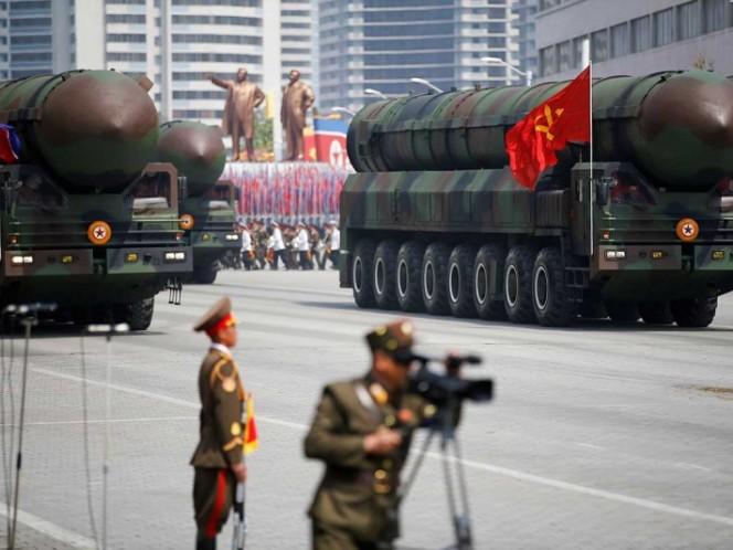 Kim Jong-un amenaza a EU con reanudar el programa nuclear