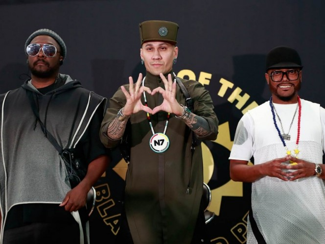 The Black Eyed Peas cancela conciertos en Guadalajara y Monterrey