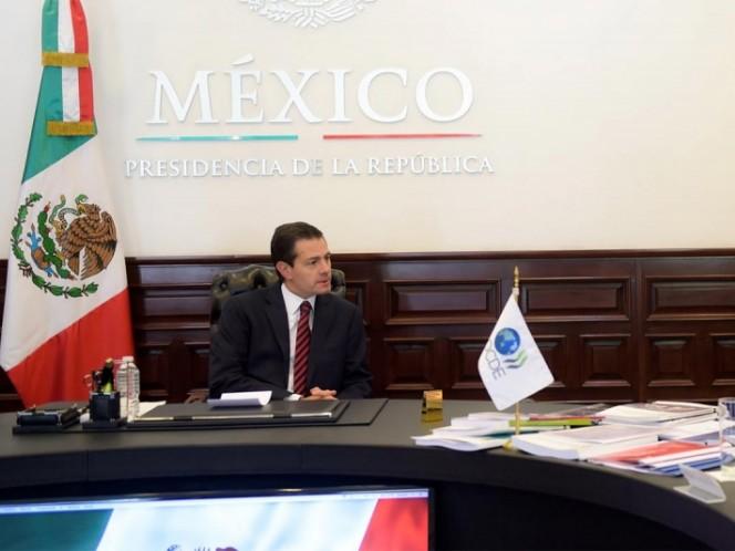 Mexicanos, en deuda con Fuerzas Armadas: EPN