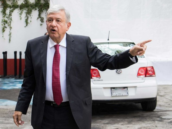 Crossing 2018, Andrés Manuel López Obrador, the presidency of the republic, the coalition together, we will do history, economy, security, justice, education, politics, states