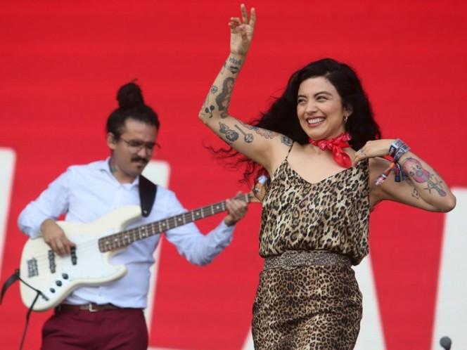 La cantautora chilena lanza el viernes Norma, su primer álbum conceptual. (AP)