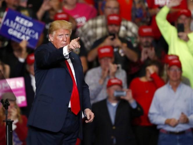 Demócratas recuperan la Cámara baja para intentar frenar a un radical Trump