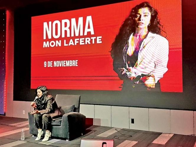 Mon Laferte estrena su nuevo álbum titulado