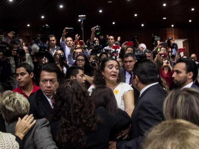 Condenan asesinato de Valeria, hija de diputada de Morena