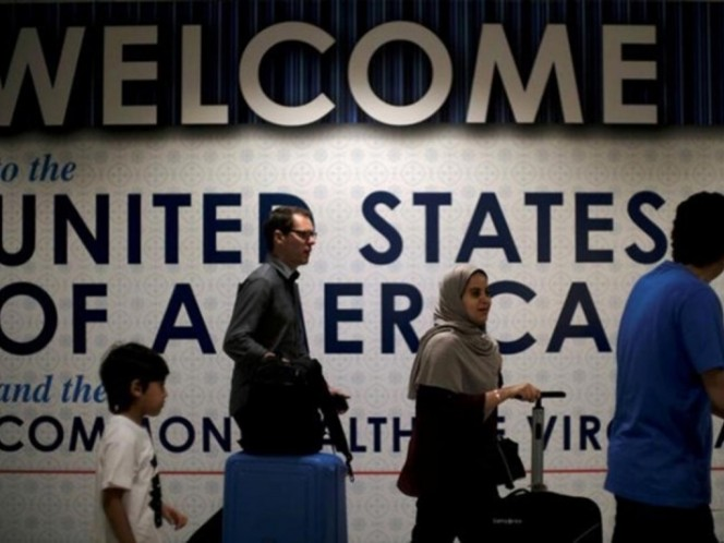 Trump firma orden restringiendo solicitudes de asilo