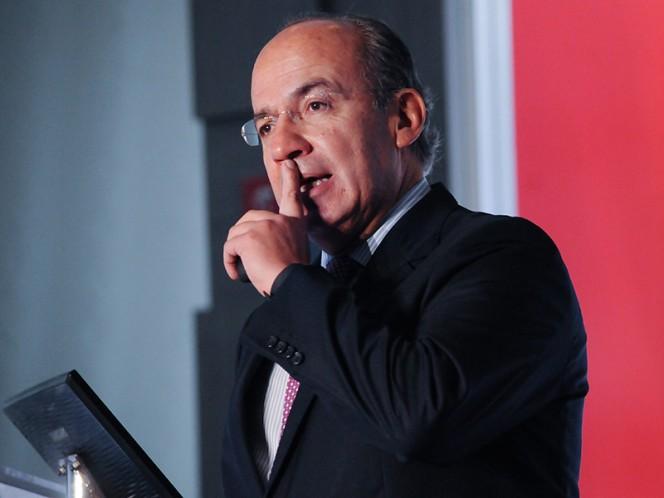 Former Mexican President, Felipe Calderón - Photo: Cuartoscuro
