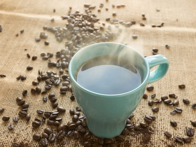 Drinking coffee at breakfast not only gives an increase in energy - Photo: Pixabay