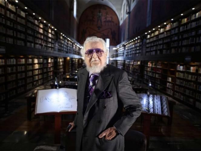 'Fue historiador y explorador verbal'; homenaje póstumo a Fernando del Paso