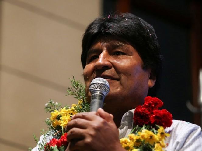 Evo Morales asistirá a toma de posesión de AMLO — Confirmado