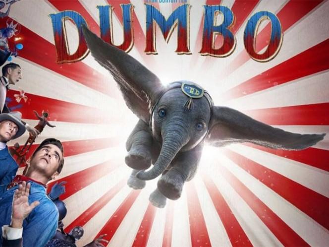 Disney estrena nuevo tráiler de 'Dumbo' de Tim Burton