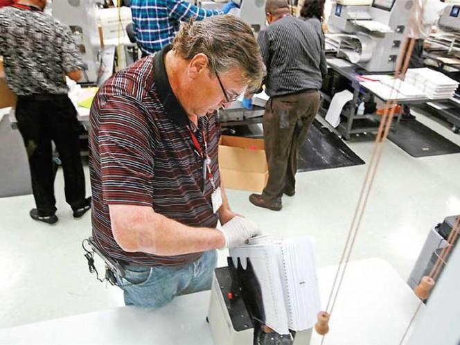 Juez rechaza extender plazo del recuento de votos en Florida, EE.UU