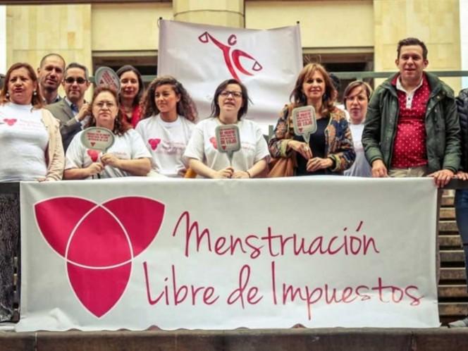 Eliminan IVA a toallas sanitarias y tampones en Colombia
