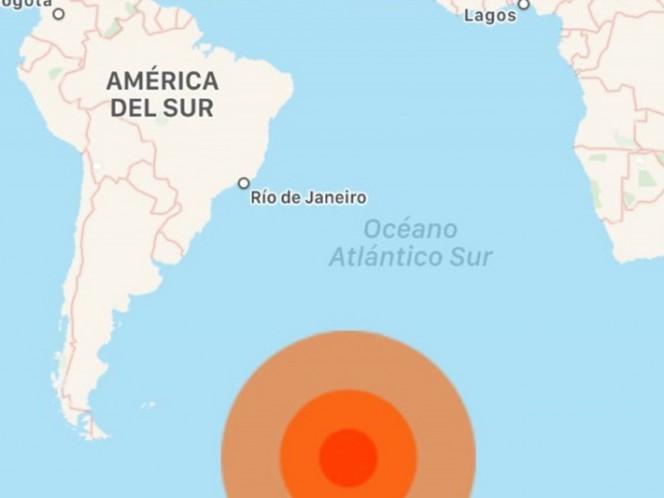 Fuerte sismo sacude a Argentina