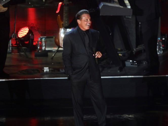 Luis Miguel ganó el Grammy Latino en la categoría de Mejor Álbum del Año. (Cuartoscuro)