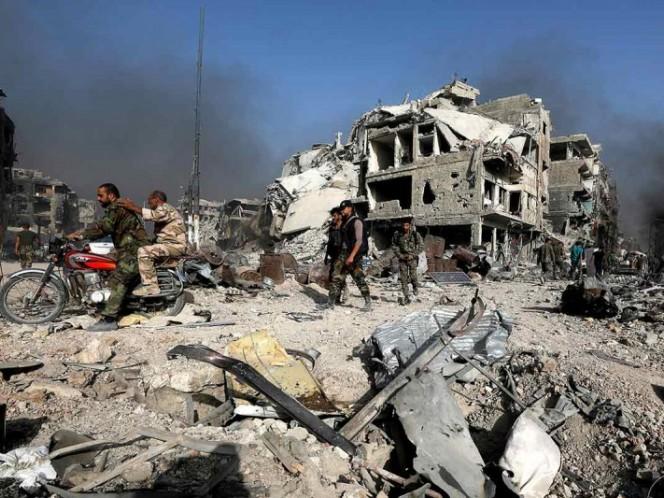 Ataques de grupos armados ilegales dejan 18 militares sirios muertos