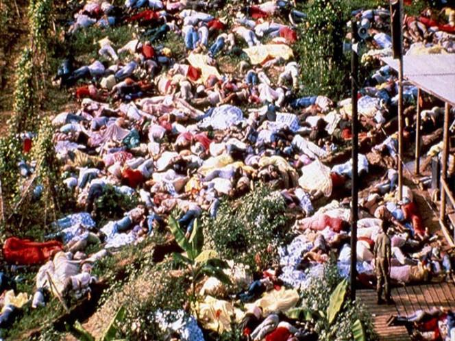 40 años de la masacre de Jonestown, el mayor suicidio masivo