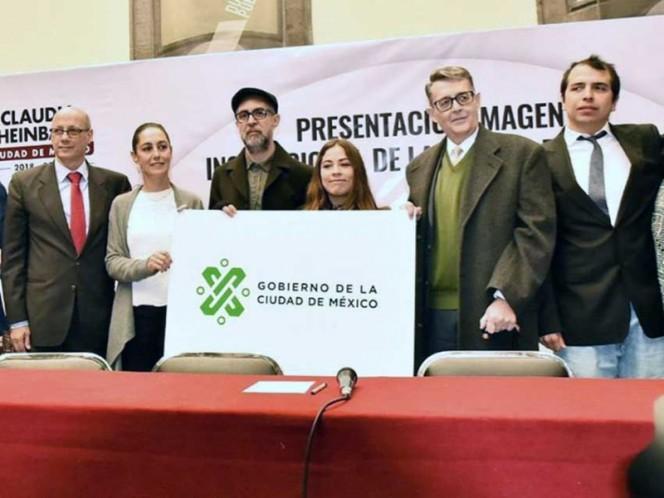 A mí me gustó el nuevo logo de la CDMX, dice Amieva