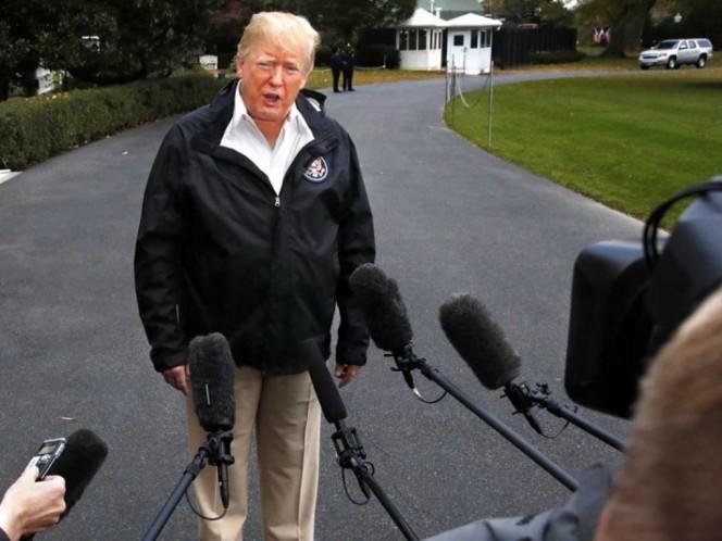 Trump acusó a Pakistán de haber ayudado a esconder a Bin Laden