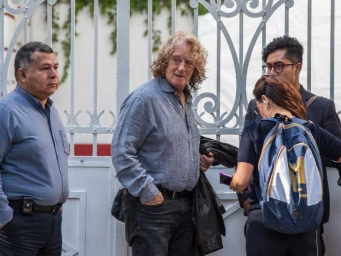López Obrador minimiza controversia sobre radiodifusión; propone a Luis Mandoki en RTC