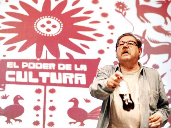 Taibo quiere apuntalar una industria editorial pública que tendrá al Fondo de Cultura Económica como el principal impulsor de la lectura. Foto: Eduardo Jiménez