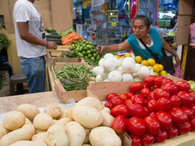 Inflación se desacelera a 4.56% en la primera quincena de noviembre