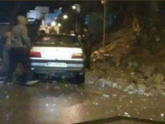 Más de 200 heridos en un terremoto de magnitud 6.4