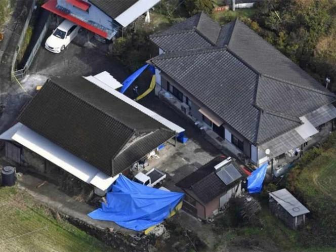 Hallan 6 cadáveres de una familia en una granja en Japón