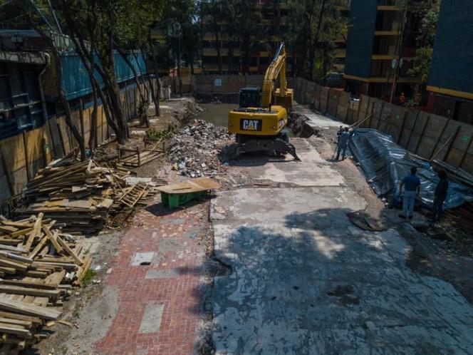 El funcionario capitalino señaló que entre el 15 y 20 de noviembre se notificó a las dependencias esta situación. Foto: Cuartoscuro