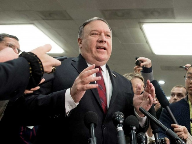 Secretario de Estado de EE.UU. condena prueba de misiles de Irán