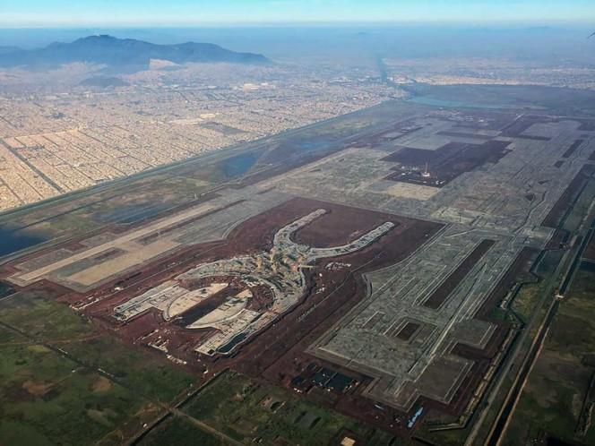 NAIM, Infraestructura, AMLO, Consulta, Economía, Santa Lucía, Tráfico aéreo, AICM, Análisis,