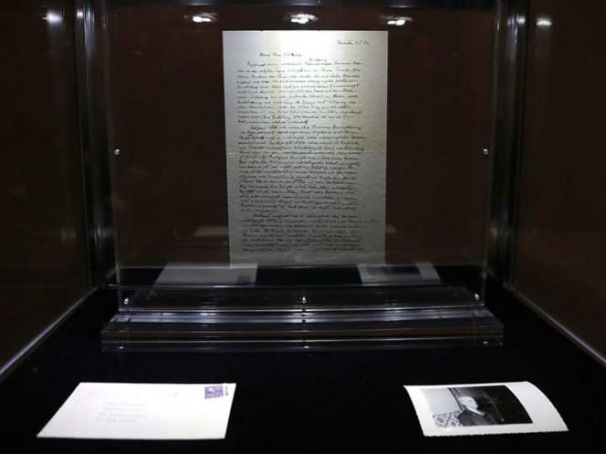 Vendida una famosa carta de Einstein sobre Dios por $US 2,9 millones
