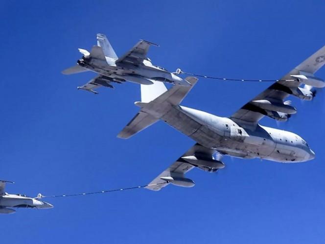 Chocan 2 aeronaves de EEUU en Japón; hay 6 desaparecidos